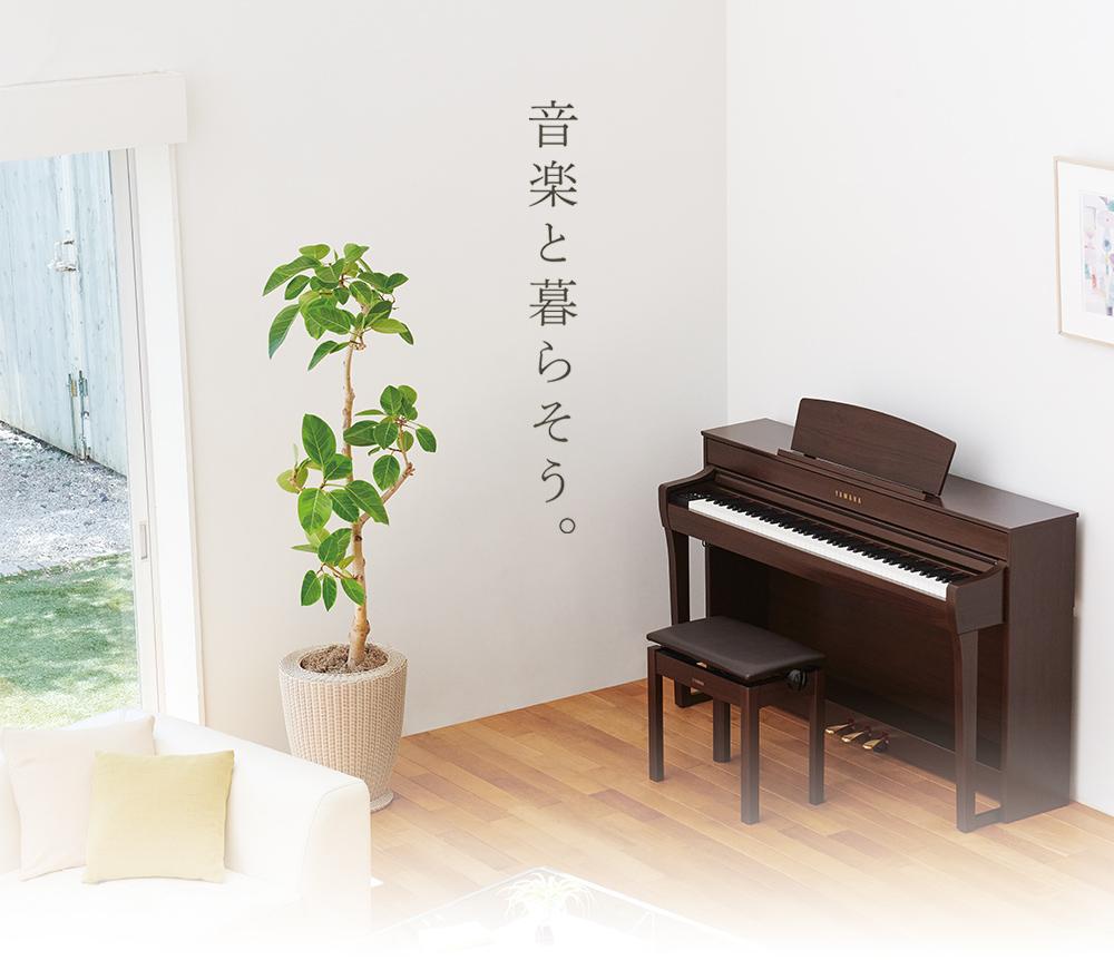 音楽と暮らそう