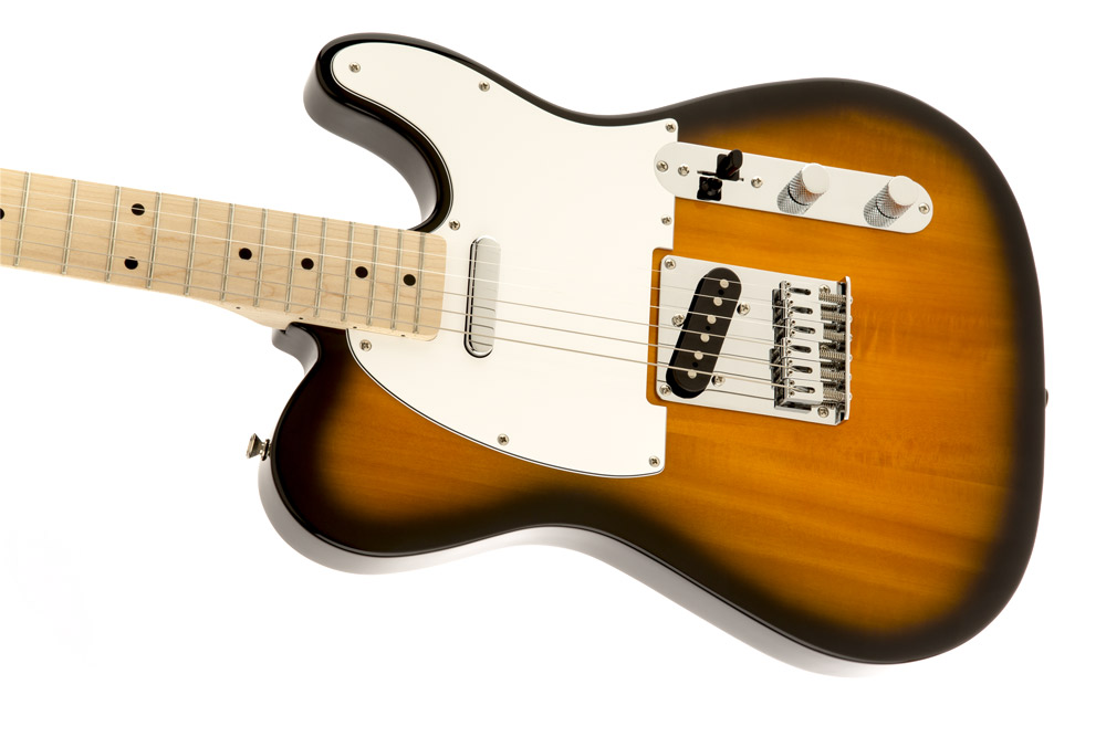 Affinity Series Telecaster ヘッド