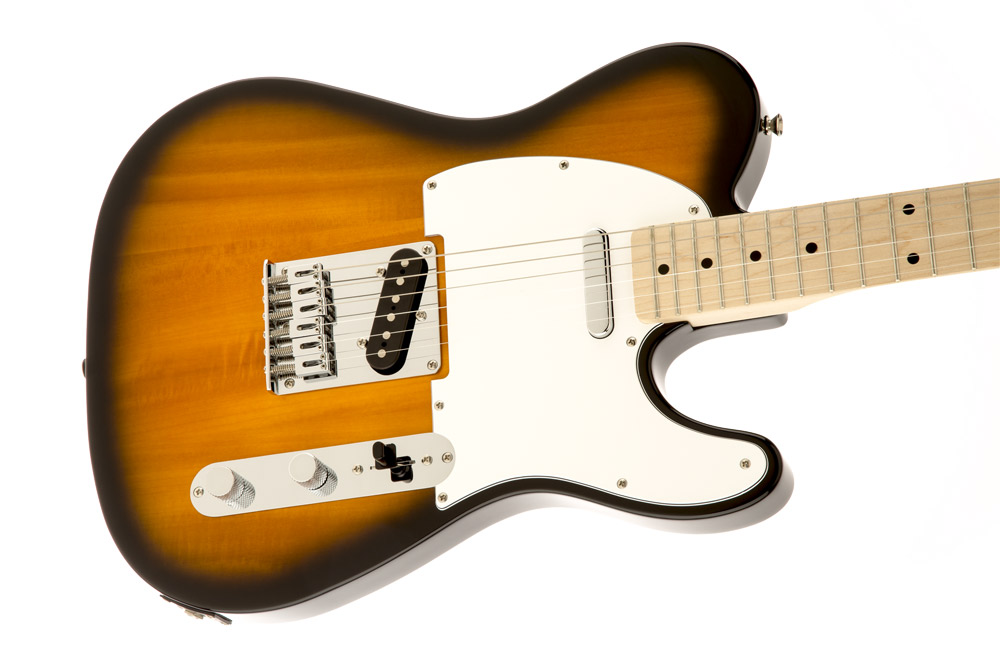 Affinity Series Telecaster ヘッド裏