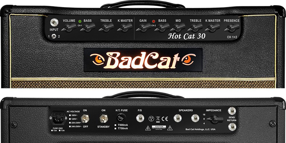 Black Cat Hot Cat 30 2015