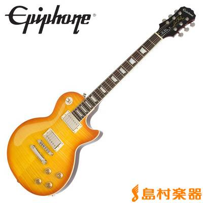 Epiphone Limited Edition Les Paul Standard Plustop PRO Dirty Lemon レスポール スタンダード エレキギター 【エピフォン】