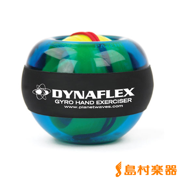 PLANET WAVES PW-DFP-01 エクササイザー Dynaflex 【プラネットウェーブス】
