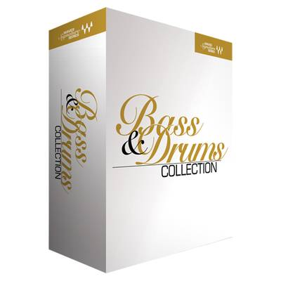 WAVES Signature Series Bass and Drums バンドル 【ウェーブス】[メール納品 代引き不可]