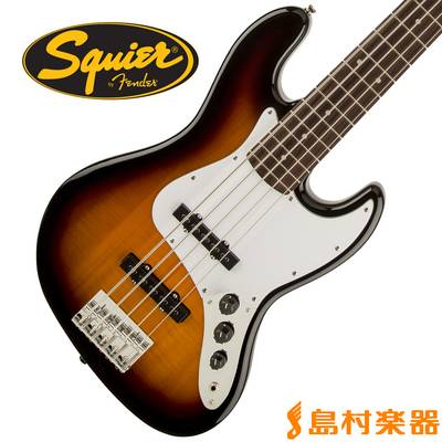 Squier by Fender Affinity Jazz Bass V (5 String) Fingerboard BSB(ブラウンサンバースト) ジャズベース 【5弦】 【スクワイヤー / スクワイア】