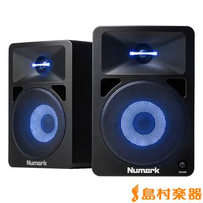 Numark N-Wave 580L モニタースピーカー 【ヌマーク】