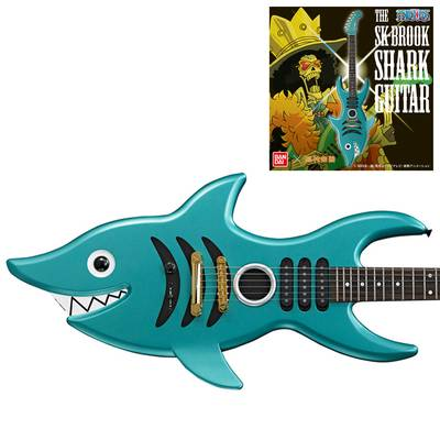 ONE PIECE THE SK BROOK SHARK GUITAR ソウルキング ブルック シャークギター エレキギター 【ワンピース】