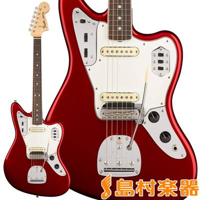 Fender American Original '60s Jaguar Candy Apple Red ジャガー 【フェンダー】