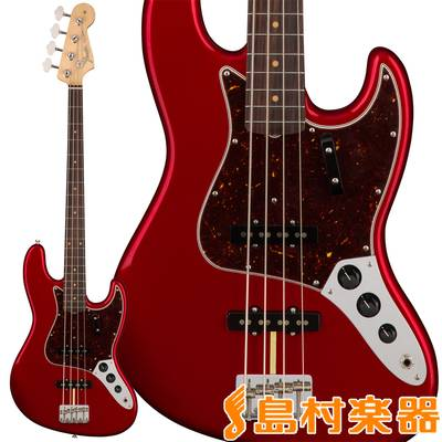 Fender American Original '60s Jazz Bass Candy Apple Red ジャズベース 【フェンダー】