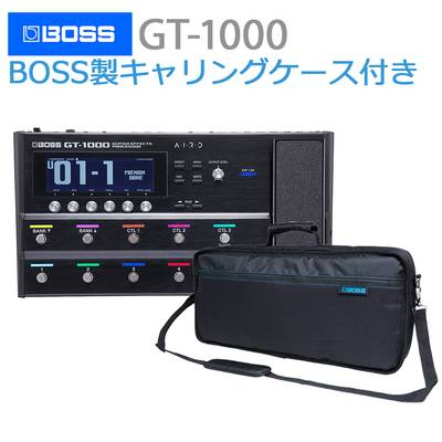 BOSS GT-1000 GUITAR EFFECTS PROCESSOR マルチエフェクター 【ボス GT1000】
