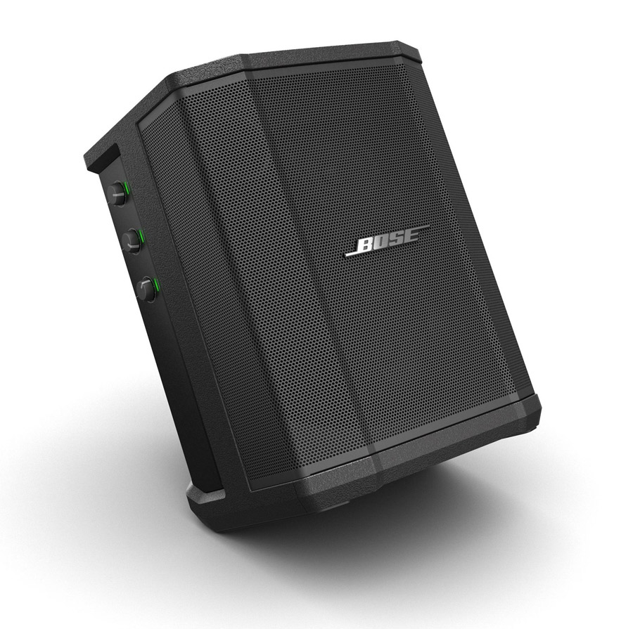 BOSE S1 Pro Multi-Position PA system ポータブルPAシステム [ 電池駆動可能 ] 1台 【ボーズ】