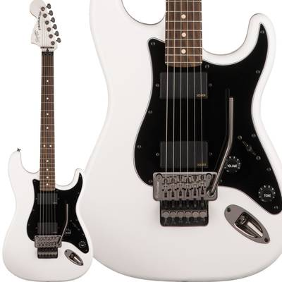 Squier by Fender Contemporary Active Stratocaster HH Rosewood Fingerboard Flat Black ストラトキャスター エレキギター 【スクワイヤー / スクワイア】