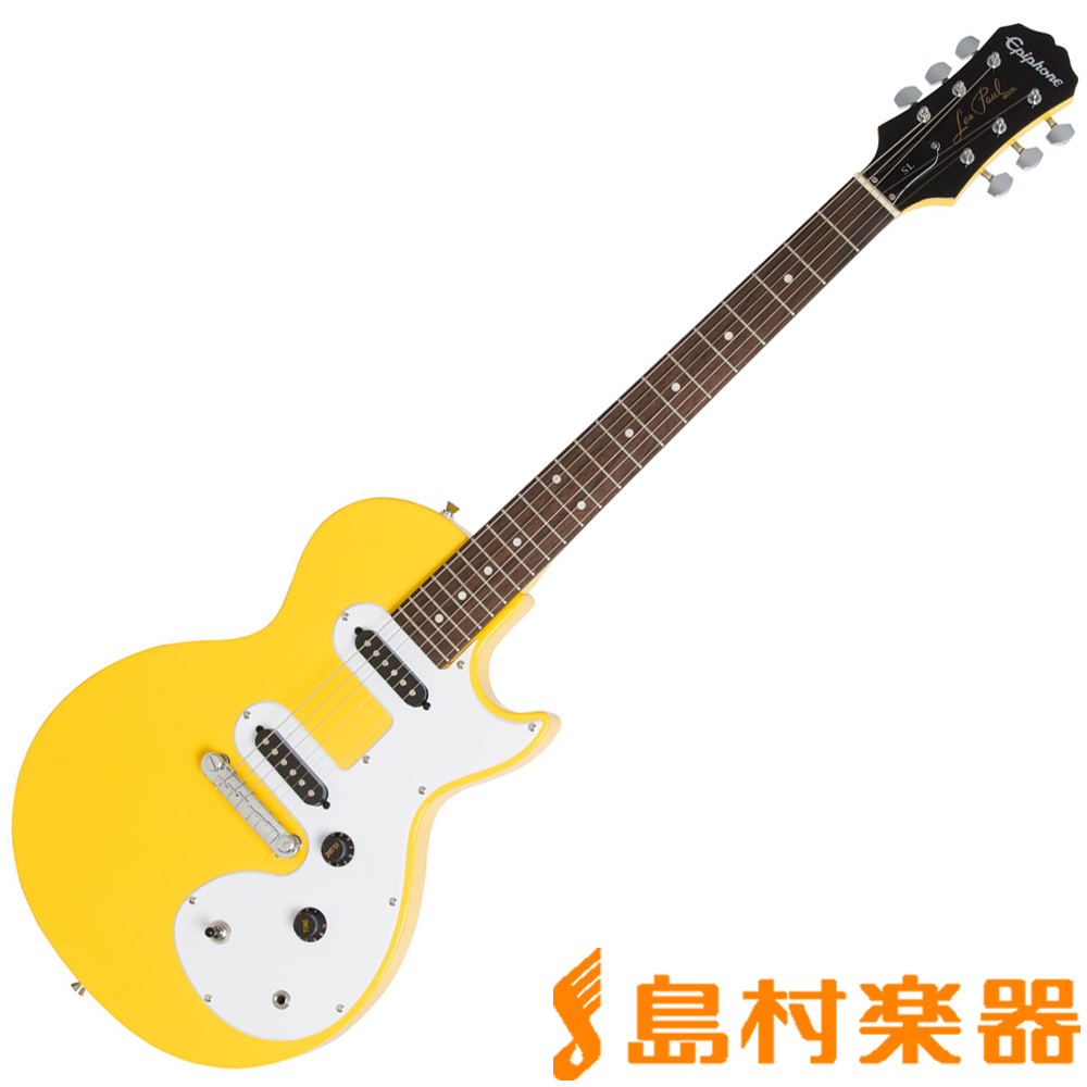 Epiphone Les Paul SL Sunset Yellow レスポール 【エピフォン】