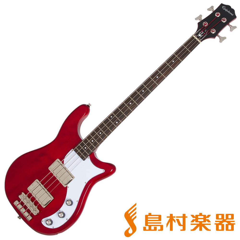 Epiphone Embassy PRO Bass Dark Cherry エレキベース 【エピフォン】