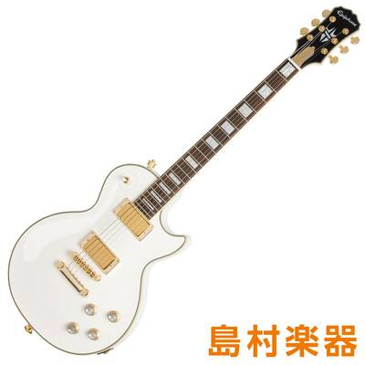 Epiphone Limited Edition Bjorn Gelotte 'Jotun' Les Paul Custom Outfit Bone White エレキギター 【エピフォン】【数量限定品 在庫限り】
