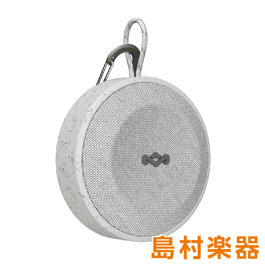 House of Marley NO BOUNDS (グレー) ポータブルスピーカー ワイヤレススピーカー Bluetoothスピーカー 【 EM NO BOUNDS】