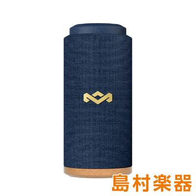 House of Marley NO BOUNDS SPORT (ブルー) ポータブルスピーカー ワイヤレススピーカー Bluetoothスピーカー 【 EM NO BOUNDS SPORT】
