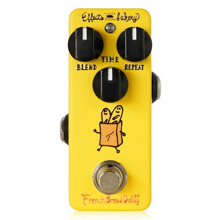 Effects Bakery French Bread Delay コンパクトエフェクター/ディレイ 【エフェクツベーカリー】