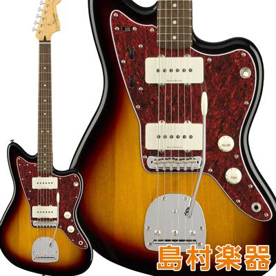Squier by Fender Vintage Modified Jazzmaster Laurel Fingerboard 3-Color Sunburst エレキギター ジャズマスター 【スクワイヤー / スクワイア】