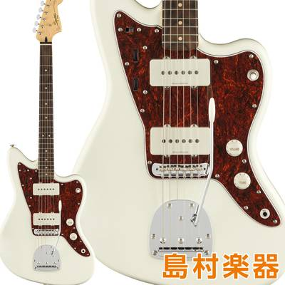 Squier by Fender Vintage Modified Jazzmaster Laurel Fingerboard Olympic エレキギター ジャズマスター 【スクワイヤー / スクワイア】