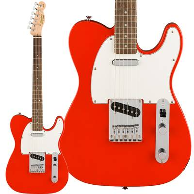 Squier by Fender Affinity Series Telecaster Laurel Fingerboard Race Red エレキギター テレキャスター 【スクワイヤー / スクワイア】
