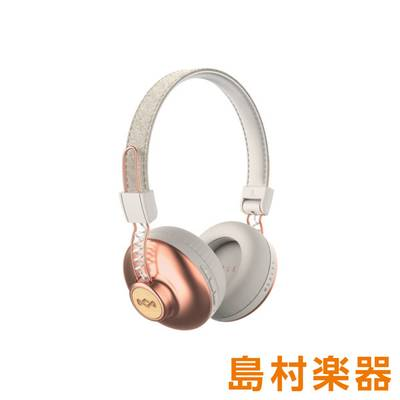 House of Marley POSITIVE VIBRATION 2 WIRELESS (カパー) ワイヤレスヘッドホン Bluetoothヘッドホン
