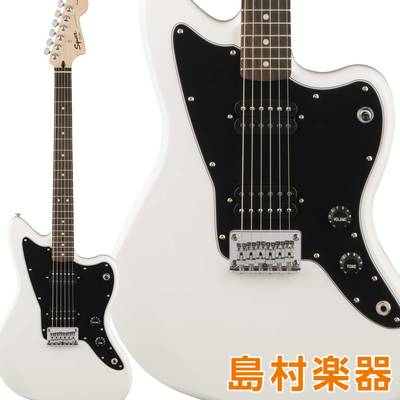 Squier by Fender Affinity Series Jazzmaster HH Laurel Fingerboard Arctic White エレキギター ジャズマスター 【スクワイヤー / スクワイア】