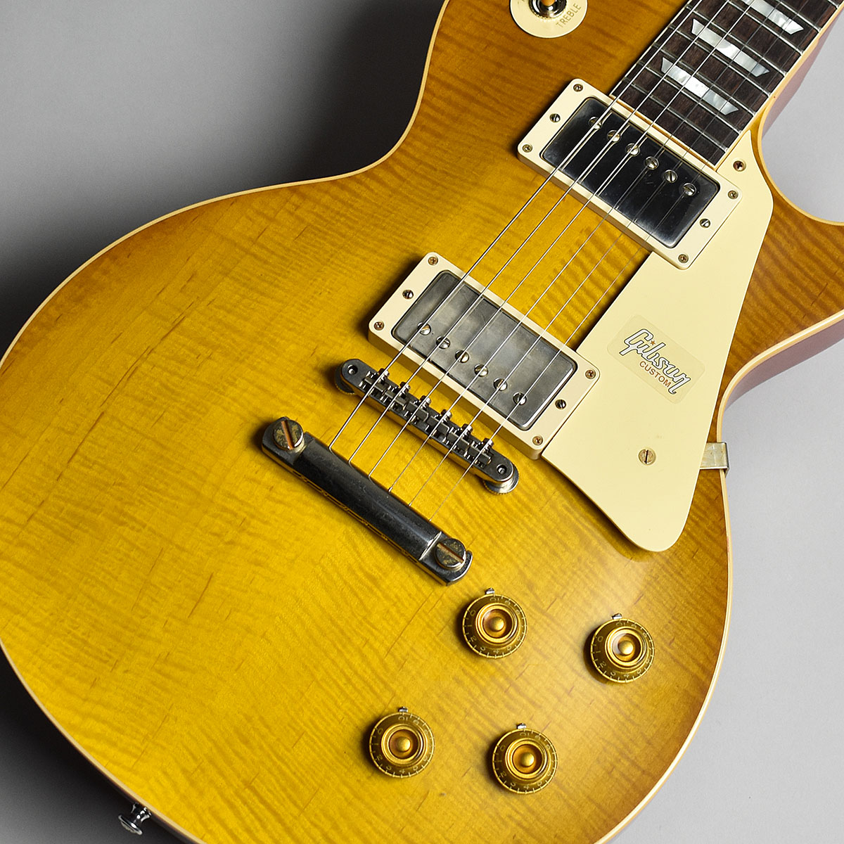 Gibson Custom Shop 1959 Les Paul Standard Honey Lemon Fade VOS S/N:982861 【2018 Historic Collection】 【ギブソン カスタムショップ】【未展示品】
