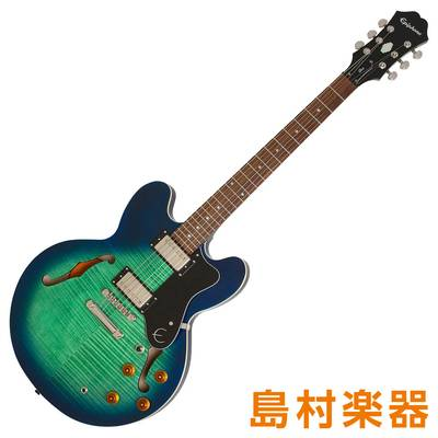 Epiphone Limited Edition Dot Deluxe Aquamarine エレキギター 【エピフォン】