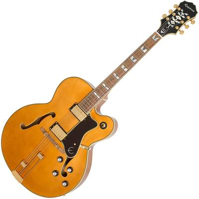 Epiphone The Broadway Vintage Natural エレキギター 【エピフォン】