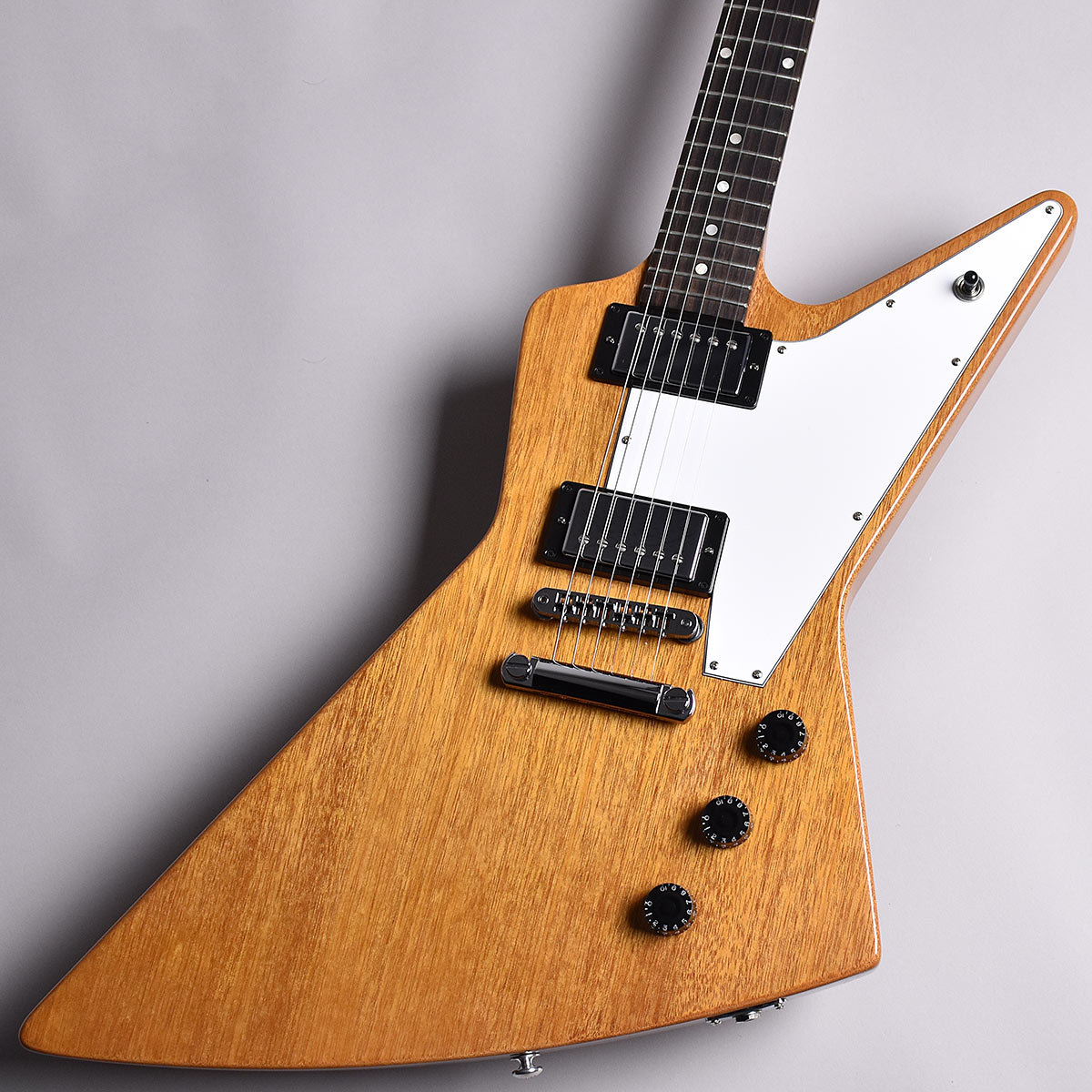 Gibson Explorer 2019 Antique Natural S/N:190019265 【ギブソン エクスプローラー】