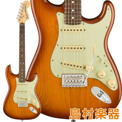 Fender American Performer Stratocaster Rosewood Fingerboard Honey Burst エレキギター 【フェンダー】