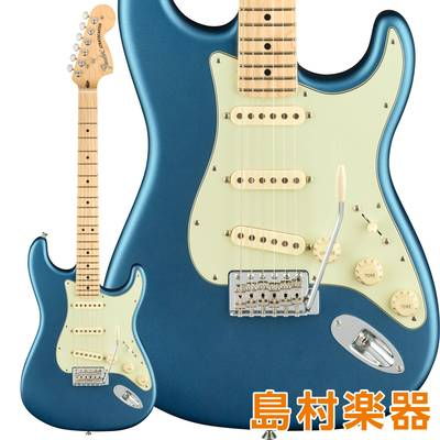 Fender American Performer Stratocaster Maple Fingerboard Satin Lake Placid Blue エレキギター 【フェンダー】
