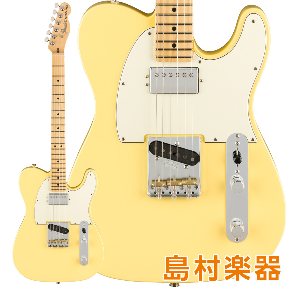Fender American Performer Telecaster with Humbucking Maple Fingerboard Vintage White エレキギター 【フェンダー】【納期未定】