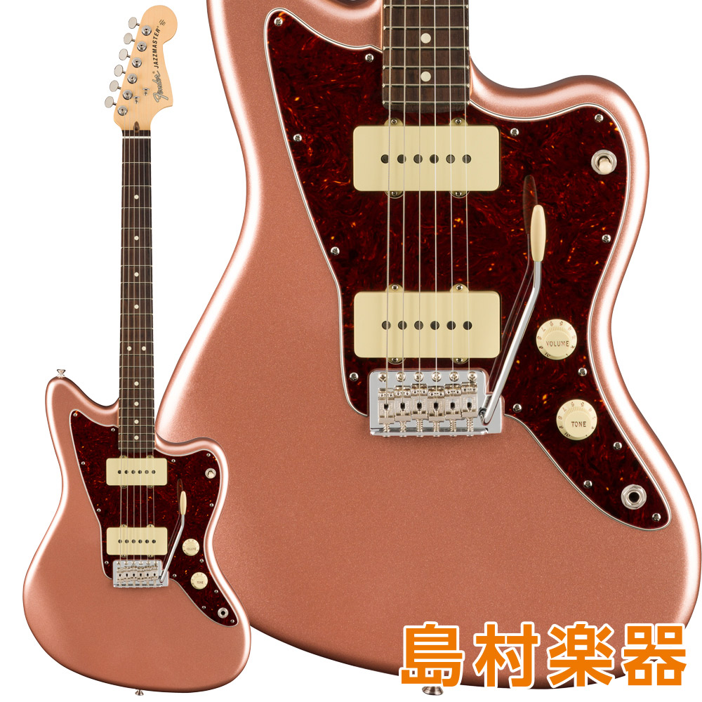 Fender American Performer Jazzmaster Rosewood Fingerboard Penny エレキギター 【フェンダー】【納期未定】