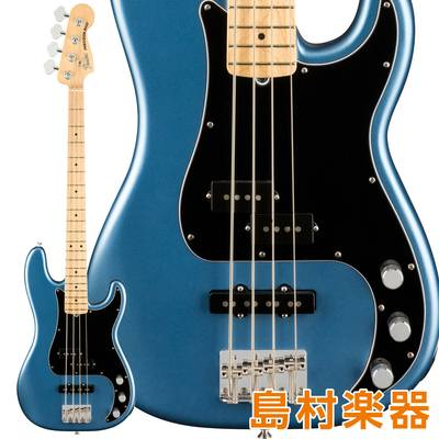 Fender American Performer Precision Bass Maple Fingerboard Satin Lake Placid Blue エレキベース 【フェンダー】