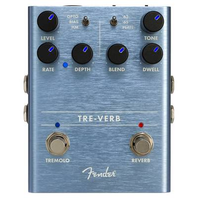 Fender Tre-Verb Digital Reverb/Tremolo エフェクター 【フェンダー】