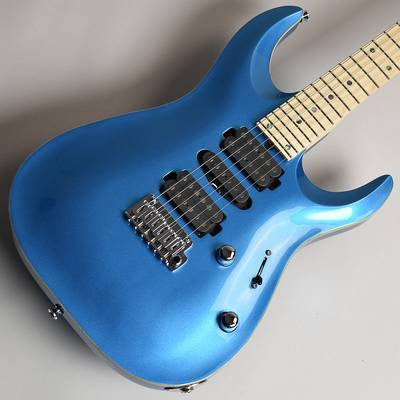 T's Guitars DST-Pro24 Carved Top Ash Lake Pracid Blue S/N:031665 【ティーズギター】【未展示品】