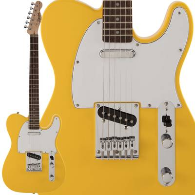 Squier by Fender FSR Affinity Series Telecaster Laurel Fingerboard Graffiti Yellow エレキギター テレキャスター 【スクワイヤー / スクワイア】【数量限定品】