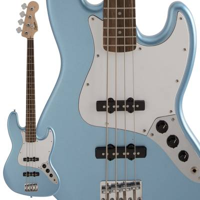 Squier by Fender FSR Affinity SeriesTM Jazz Bass Laurel Fingerboard Lake Placid Blue エレキベース 【スクワイヤー / スクワイア】【数量限定品】