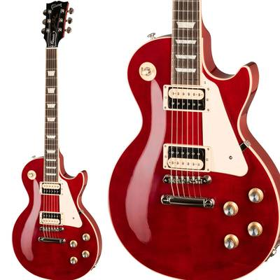Gibson Les Paul Classic Translucent Cherry レスポールクラシック 【ギブソン】