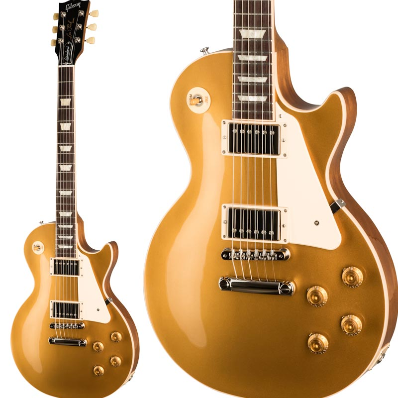 Gibson Les Paul Standard '50s Gold Top レスポールスタンダード 【ギブソン】