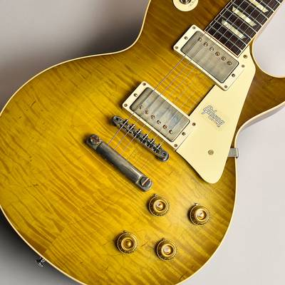 Gibson Custom Shop 60th 1959 Les Paul Standard Green Lemon Fade VOS S/N:99735 【ギブソン カスタムショップ】【60th Anniversary】【未展示品】