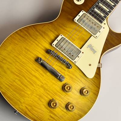 Gibson Custom Shop 60th 1959 Les Paul Standard Green Lemon Fade VOS S/N:99742 【ギブソン カスタムショップ】【60th Anniversary】【未展示品】