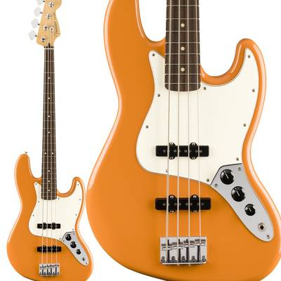 Fender Player Jazz Bass Pau Ferro Fingerboard Capri Orange ジャズベース 【フェンダー】