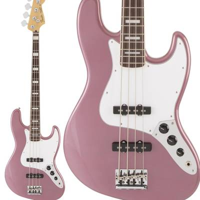 Fender Made in Japan 2019 Limited Collection Jazz Bass Rosewood Fingerboard Burgundy Mist Metallic ジャズベース 【フェンダー】