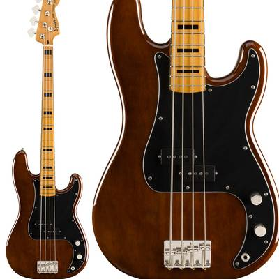 Squier by Fender Classic Vibe '70s Precision Bass Maple Fingerboard Walnut プレシジョンベース 【スクワイヤー / スクワイア】