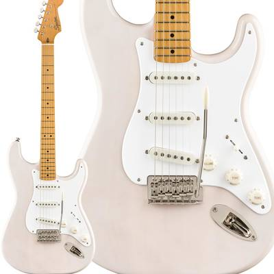 Fender Classic Vibe '50s Stratocaster Maple Fingerboard White Blonde ストラトキャスター 【フェンダー】