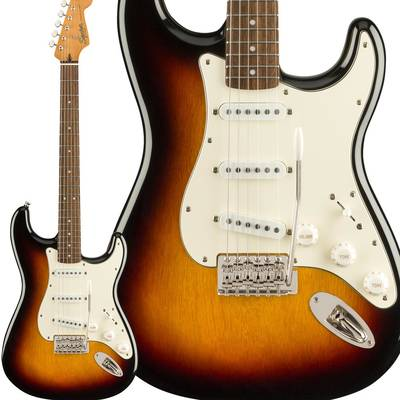 Fender Classic Vibe '60s Stratocaster Laurel Fingerboard 3-Color Sunburst ストラトキャスター 【フェンダー】