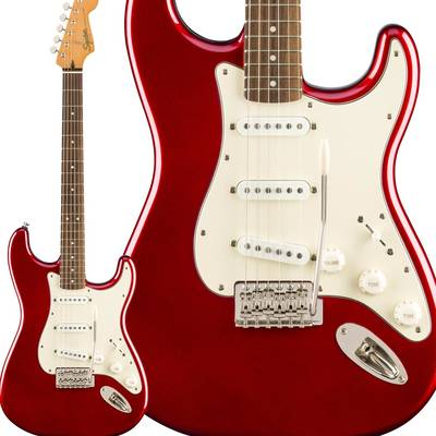 Fender Classic Vibe '60s Stratocaster Laurel Fingerboard Candy Apple Red ストラトキャスター 【フェンダー】