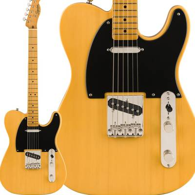 Fender Classic Vibe '50s Telecaster Maple Fingerboard Butterscotch Blonde テレキャスター 【フェンダー】